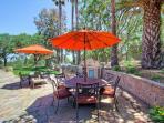 Backyard and BBQ Area