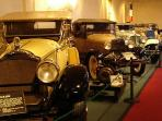 Nearby: The Car and Carriage Caravan Museum exhibit is a tour of milestones in transportation.