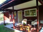 Hune, Mahana's sister cottage