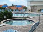 Fifth Floor Pool and Hot Tub