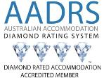 Rated 4 Diamonds /5 by Aadrs