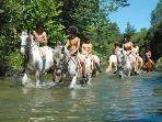 Horseriding Mirepeisset