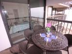 mbr / balcony