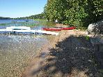 Beach and Dock