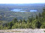 View from Blue Hill Mountain
