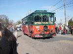Colonial Beach Trolley Ride