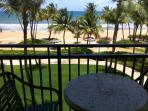 Beach front 2 bed/bath inside Wyndham Grand Resort