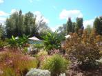 Le Bouchet gardens