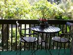Your Private Lanai with Bistro Table
