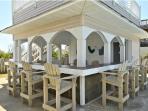Pool Cabana with Bar