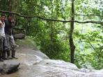 Top of Main Waterfall