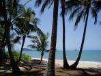 View From Villa Beach - Tropical Paradise At Your Door