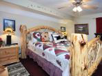 KING SIZE MATER SUITE