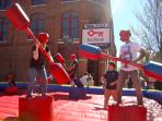 Oh-Fest 2011, Wander downtown Oneonta and discover many family fun activities daily
