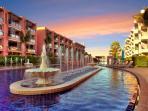 1BR BeachFrnt Luxury Marrakesh Res Boutique Condo