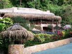 Casa Bonita a pie de playa/piscina/selva/conserje