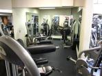 2 Story Fitness Room