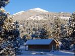 Winter Snow - Cozy Cabin!