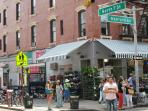 Our Subway Station - 3 min ride to Manhattan (no kidding)