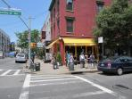 Muffins, flowers, trees and flea markets (but no fleas!)