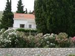 View of Villa Rosa
