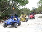 Scape Park at Cap Cana, Buggy Fun