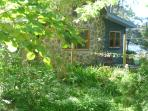 Garden Cottage - kitchen window