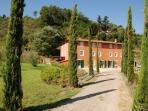 Beautiful Tuscan Villa Near Lucca with Views and Private Pool - Villa Nottolini