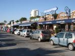 Restaurants at 100m