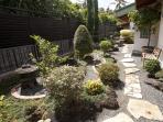Asian Garden Entry