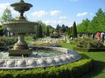 Nearby Regents Park, 10 minutes walk
