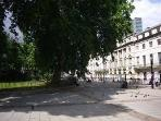 Fitzroy Square, 1 minute walk
