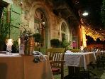 D'Hrologe restaurant in Auvilar