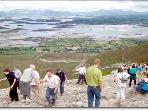 Climbing Croagh Patrick from Murrisk