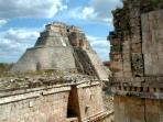 Owl's House Cottage is just 10 minutes from magnificent Uxmal archaeological site