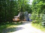 Peaceful Fryeburg /Brownfield Maine Getaway
