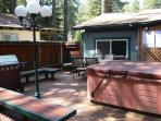 Back Yard Patio/Deck