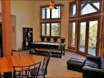 Game Room # 2 - Card Table, Patio with Hot Tub