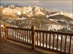 This is only a part of the Panoramic views from the home.