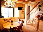 Open Beam Living Area