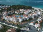 Ariel View of Resort