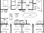 Rochambeau Floor Plan First Floor