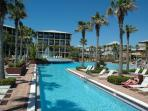 12,000 sq ft resort pool