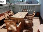 Apt 2 - terrace