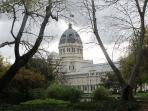 Stroll to the Carlton Gardens, housing the Royal Exhibition Centre (World Heritage) & Melb Museum.