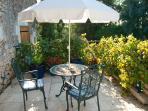 Rose Cottage - Terrace
