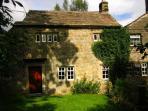 MANOR HOUSE COTTAGE, Bolton by Bowland, Lancashire