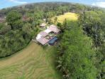 Villa Amrita Aerial