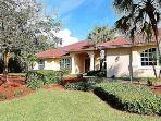 Caxambas Dr - CAX1100 - Handsome Inland Pool Home!