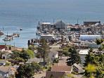 Charming port town of Garibaldi - great crabbing and fishing!